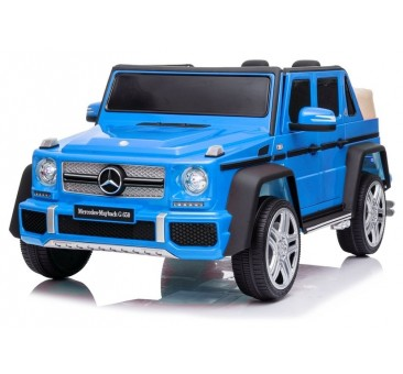 Elektromobilis MERCEDES A100, 12V, mėlynas