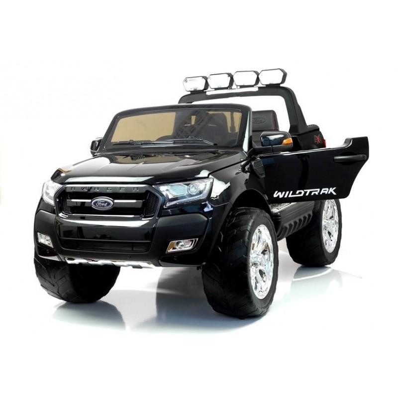 Elektromobilis FORD RANGER 4x4 , 2x12V, lakuotas juodas