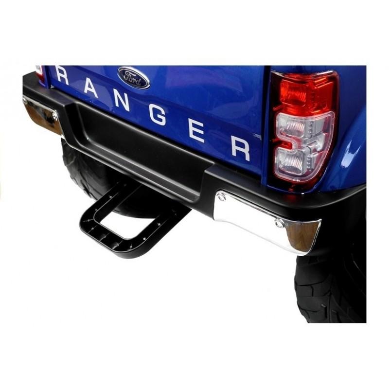 Elektromobilis FORD RANGER 4x4, 2x12V, su LCD, lakuotas mėlynas