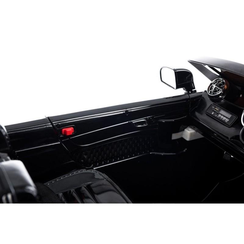 Elektromobilis MERCEDES SL65 AMG, 12V, raudonas lakuotas