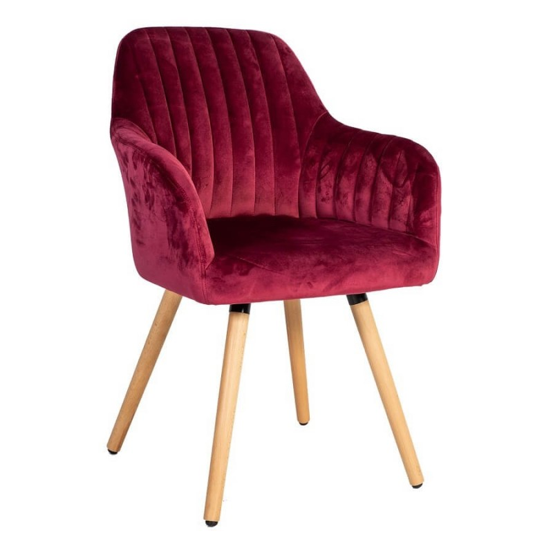 Kėdė ARIEL, 58x58,5xH85cm, vyšninė