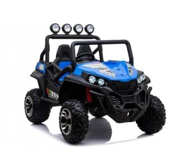 Elektromobilis BUGGY S2588, 4x4, 2x12V, mėlynas