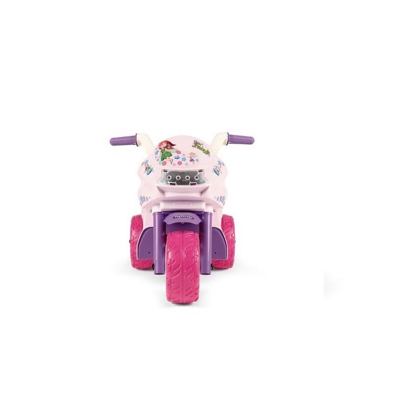 Elektromobilis motociklas PEG PEREGO MINI FAIRY, 6V