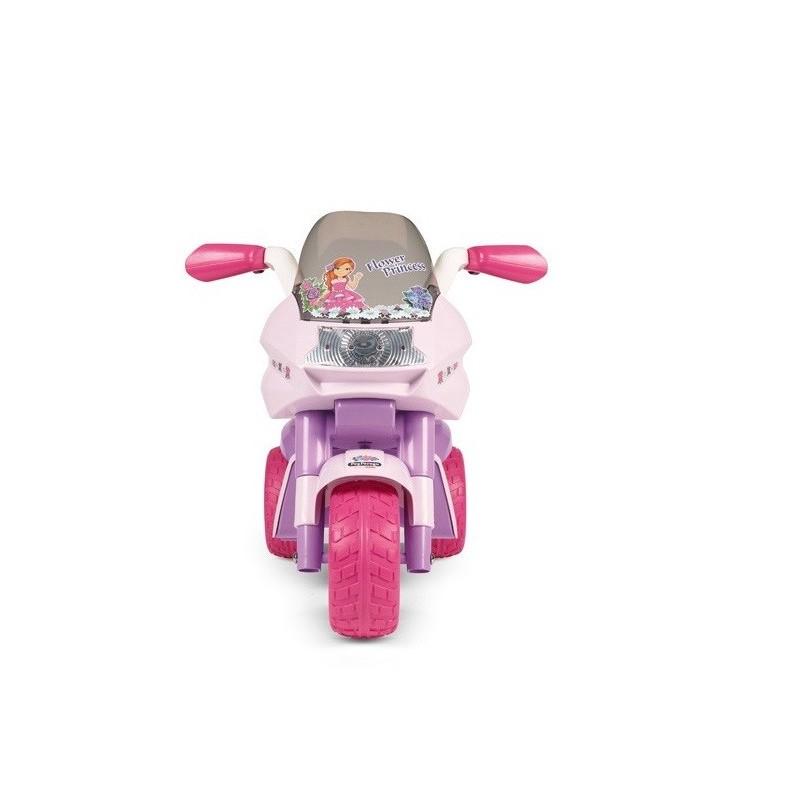 Elektromobilis motociklas PEG PEREGO FLOWER PRINCESS