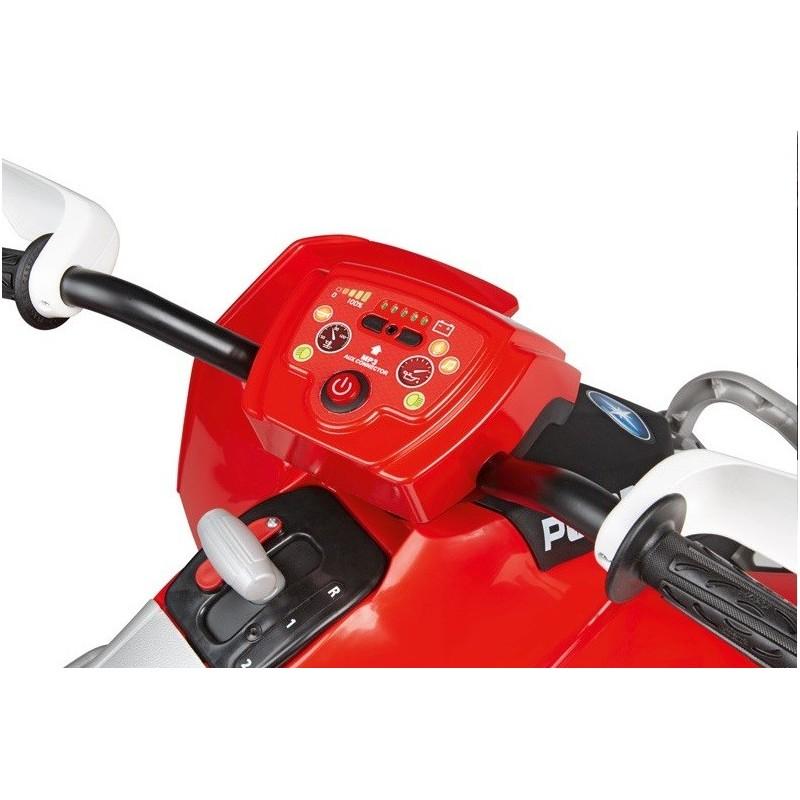 Elektromobilis PEG PEREGO POLARIS OUTLAW, 330W, 12 V