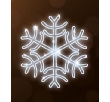 LED lauko šviečianti žvaigždė 150cm, 175 LED