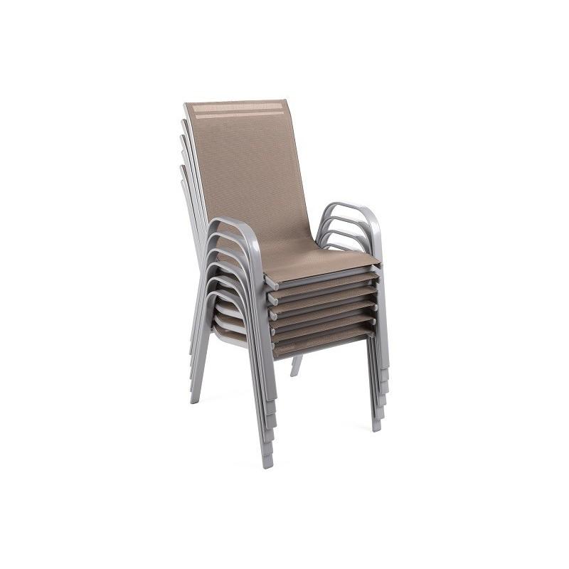 Lauko baldai SEVILIO TAUPE