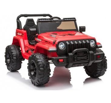 Elektromobilis CH9956, 12V, raudonas