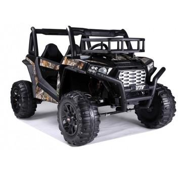 Elektromobilis Jeep JS360, 24V, juodas