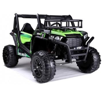 Elektromobilis Jeep JS360, 24V, žalias