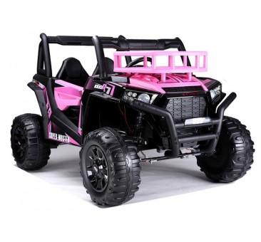 Elektromobilis Jeep JS360, 24V, rožinis
