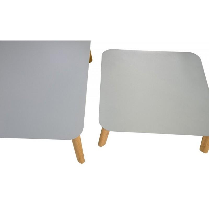 Lauko baldų komplektas Sphere + kavos staliukai