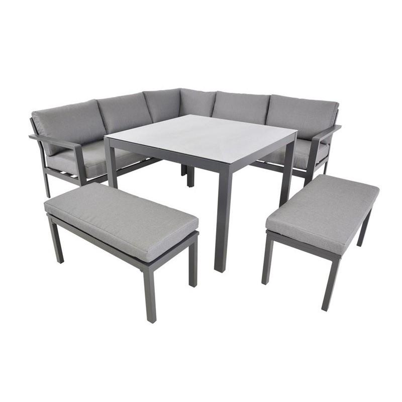 Lauko baldų komplektas XARA DINING