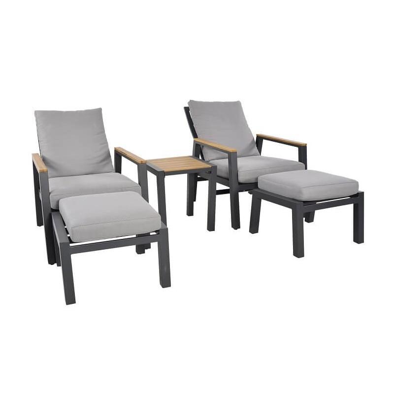 Lauko poilsio kėdės CODA