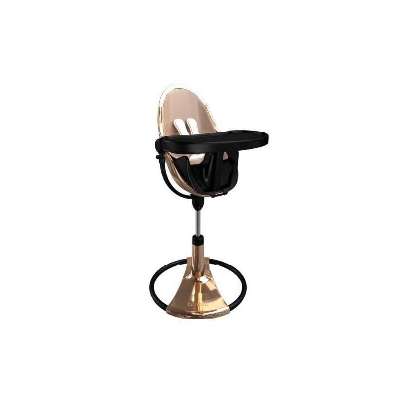 Maitinimo kėdutė BLOOM FRESCO CHROME ROSE GOLD (nuo gimimo iki 36 kg)