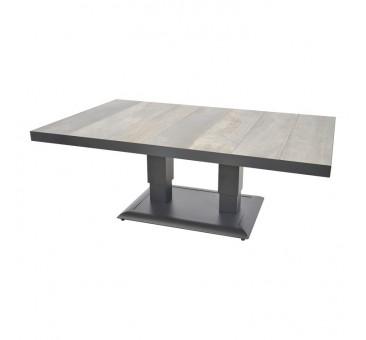 Reguliuojamas lauko stalas PRATO NEGRO
