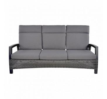 Minkšta trivietė sofa PRATO FORTE