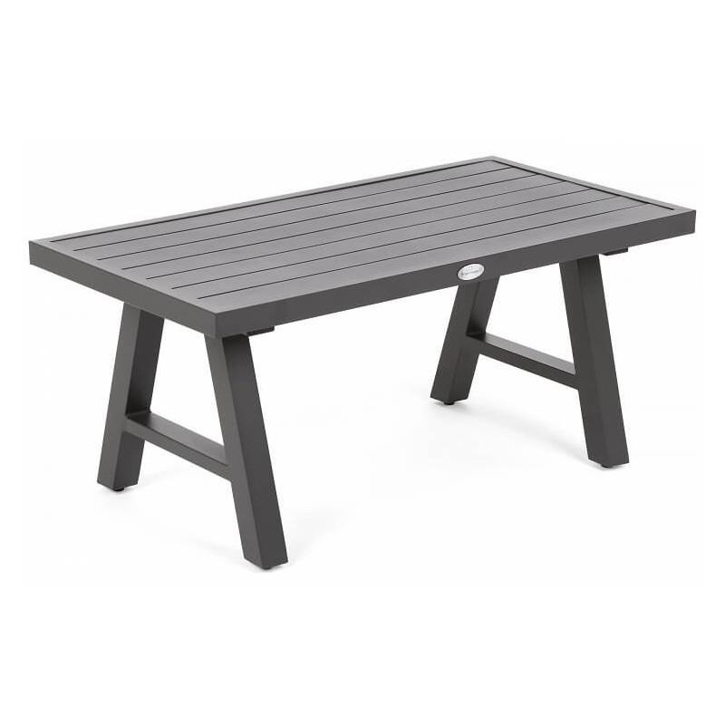 Lauko baldų komplektas WERONA GREY/GREY MELANGE