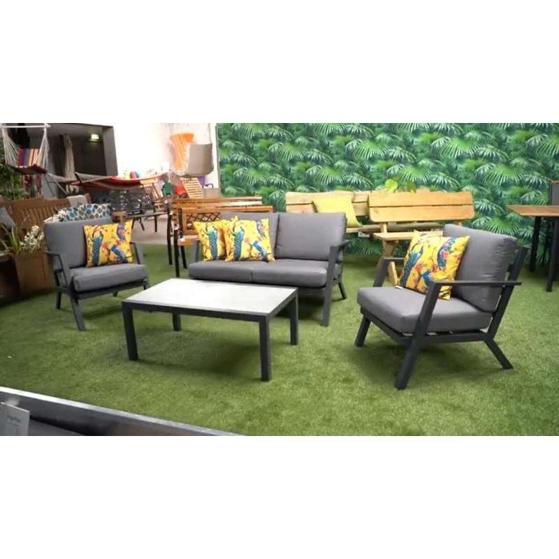 Lauko baldų komplektas MARAH