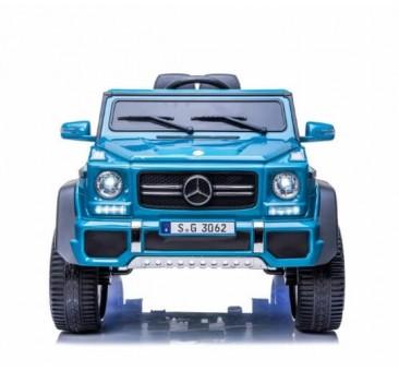 Elektromobilis MERCEDES MAYBACH G650 4 X4, 12V10Ah, mėlynas