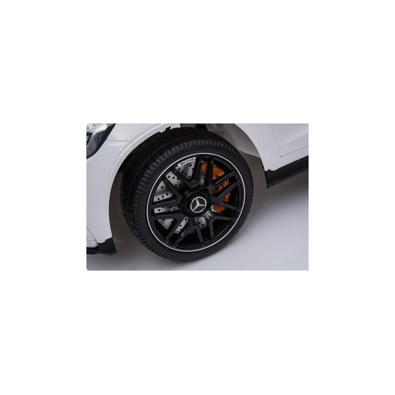 Elektromobilis MERCEDES GLC 63S, 12V, juodas