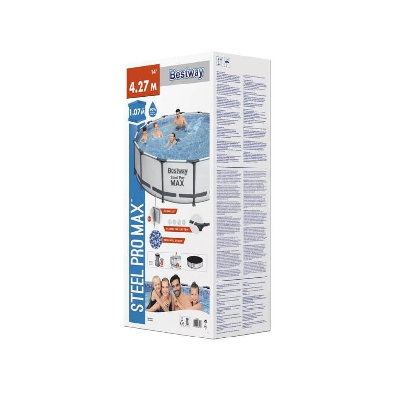 Baseinas BESTWAY STEEL PRO MAX 427x107cm