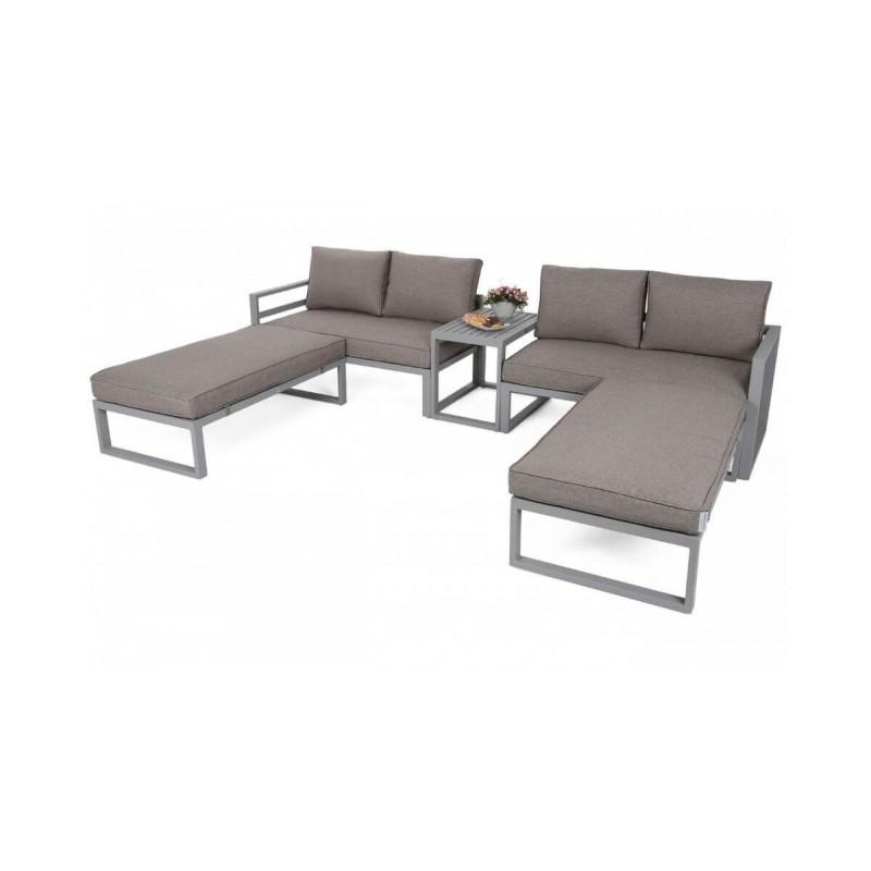 Lauko baldų komplektas MEDIOLANE