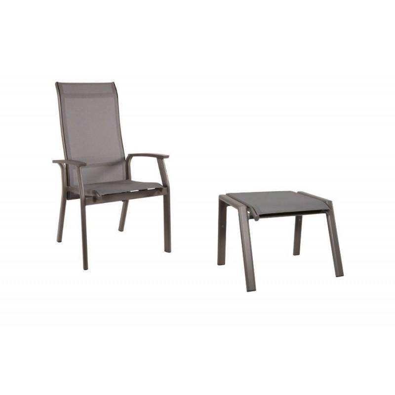 Altenkiama kėdė MOJITO PARDO II su pakoju