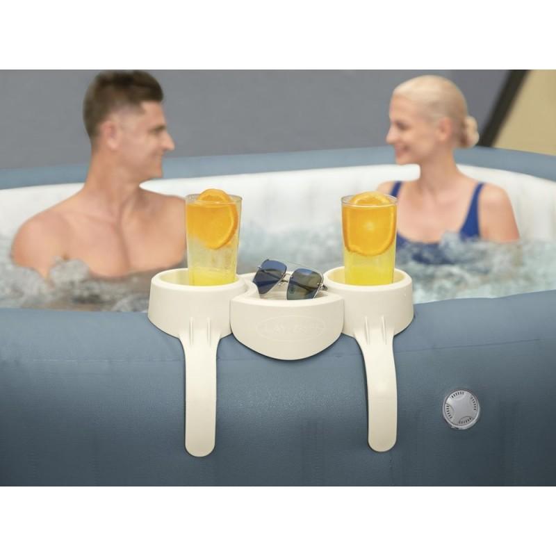 Sūkurinės vonios/baseino gėrimų laikiklis LAY-Z-SPA BESTWAY