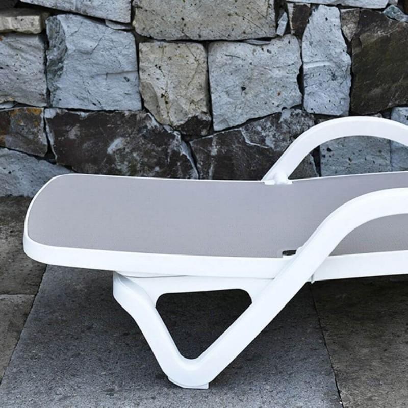 Baseino kėdė RESORT, smėlio spalvos