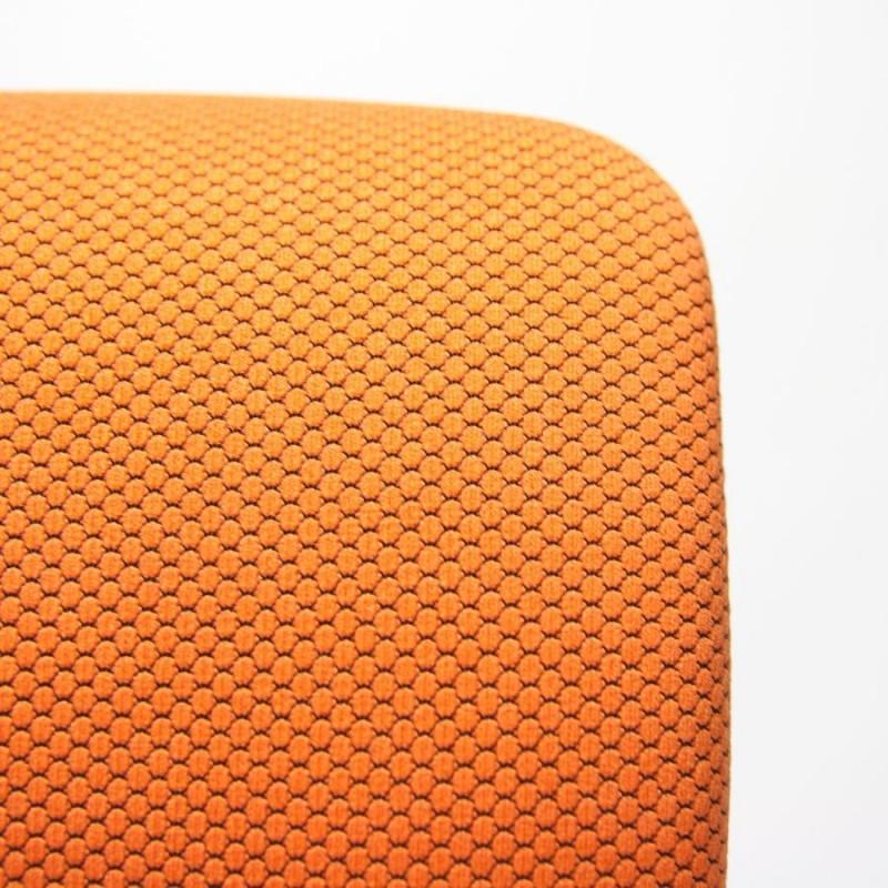 Darbo kėdė WAU, oranžinė