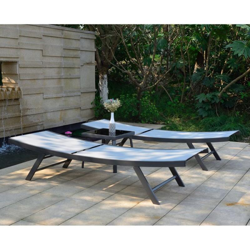 ARIO stalo ir 2 gultų komplektas