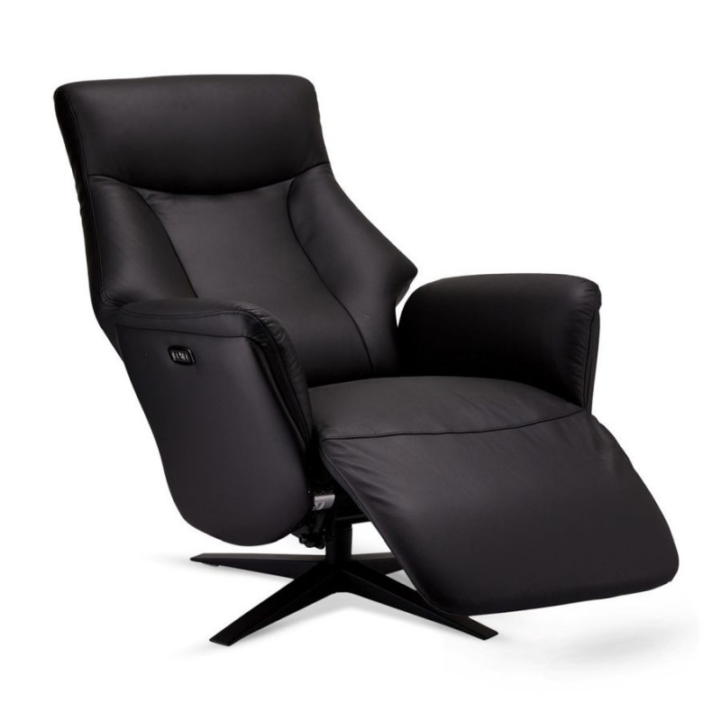 Fotelis OMEGA, oda / dirbtinė oda