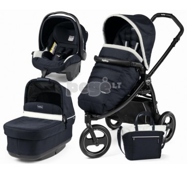 Vežimėlis PEG PEREGO BOOK SCOUT POP-UP MODULAR