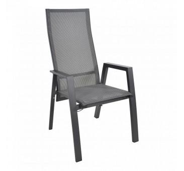 Reguliuojama sodo kėdė AMIR NEGRO