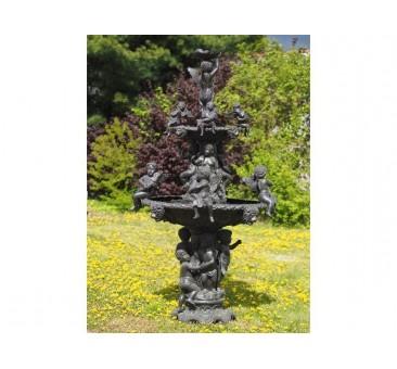 Didelis fontanas su angelais, 275x140x140