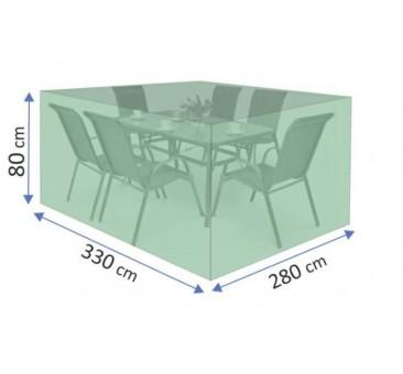 Sodo baldų uždangalas 330 x 280 x 80cm