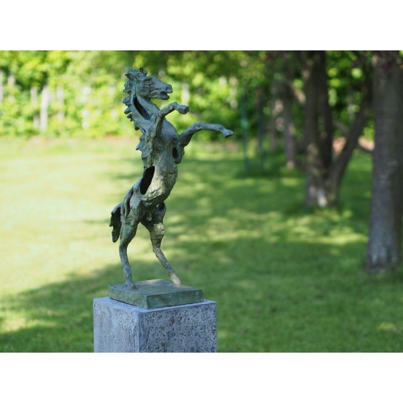 Sodo skulptūra Žirgas, 65x49x18