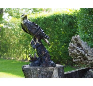 Sodo skulptūra Erelis, 81x31x44