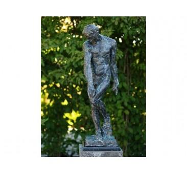 Sodo skulptūra Rodinas, 88x31x27