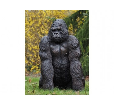 Sodo skulptūra King Kongas, 121x60x78