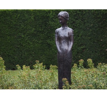 Sodo skulptūra Moderni moteris, 167x30x37