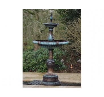 Sodo skulptūra 2 dubenėlių fontanai, 171x90x90