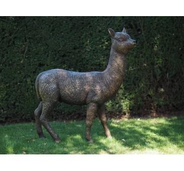 Sodo skulptūra Alpaka, 125x34x115