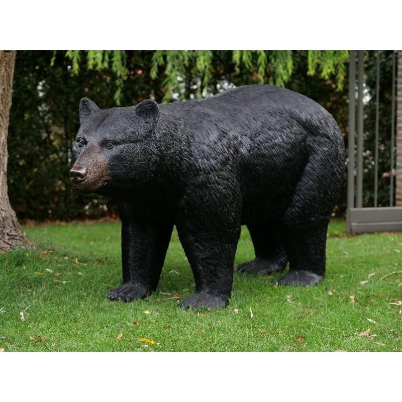 Sodo skulptūra Lokys, 98x55x185