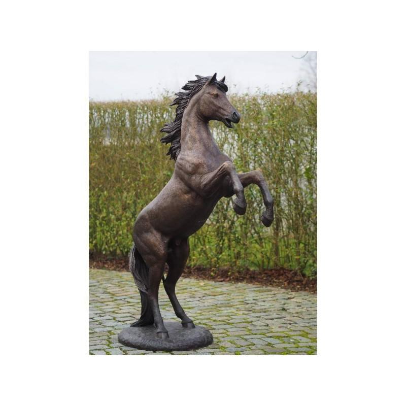 Sodo skulptūra Arklys, 185x65x120