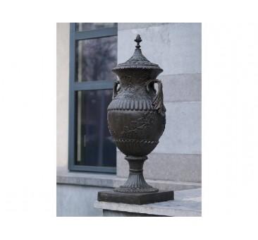Sodo skulptūra Vaza Dvasia, 112x40x45