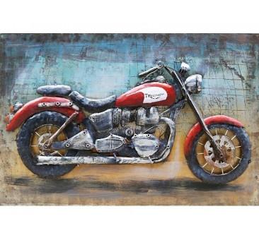 Paveikslas Motociklas, 120x80