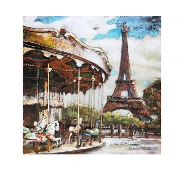 Paveikslas Paryžius, 100x100