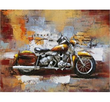 Paveikslas Motociklas, 80x60